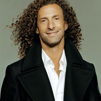 Kenny G - Kenny G & L.Armstrong - What A Wonderful World постер