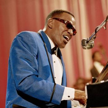 Ray Charles - Let It Be постер